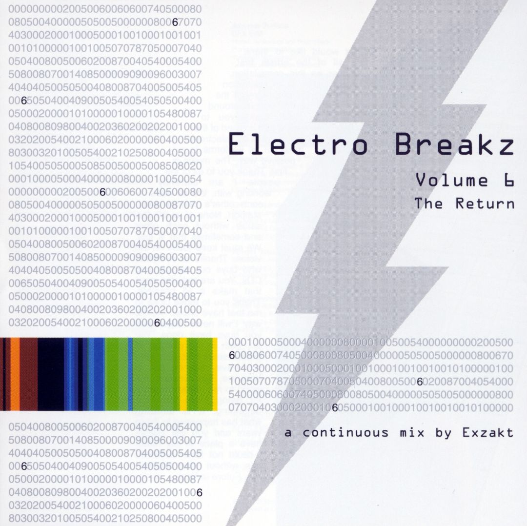 Electro Breakz, Vol. 6: The Return