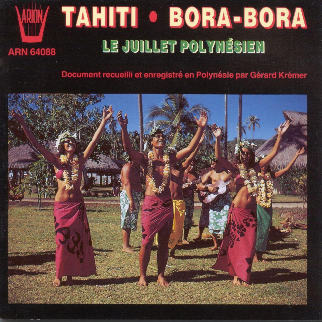 Bastille Celebrations in Polynesia
