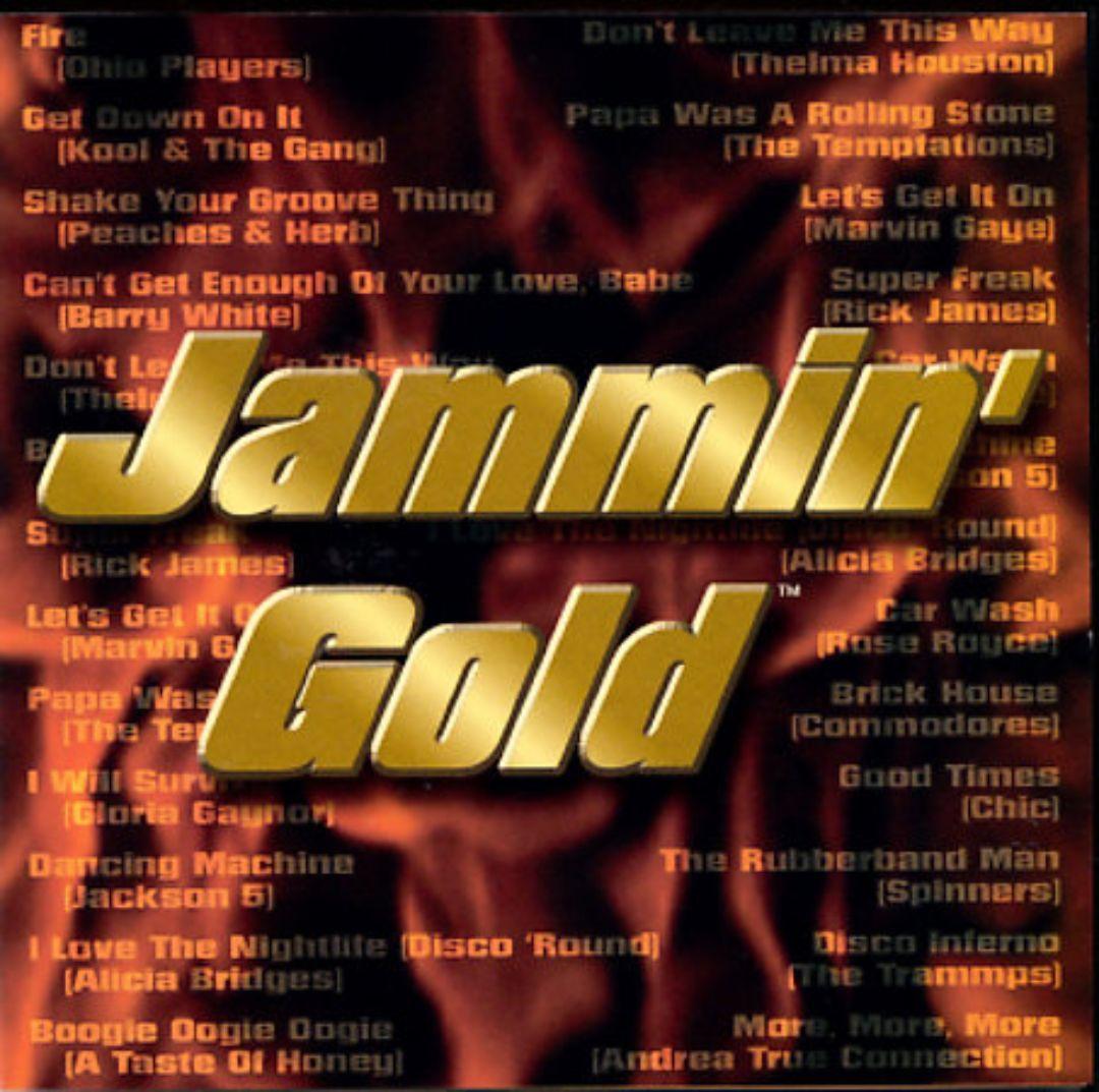 Jammin' Gold
