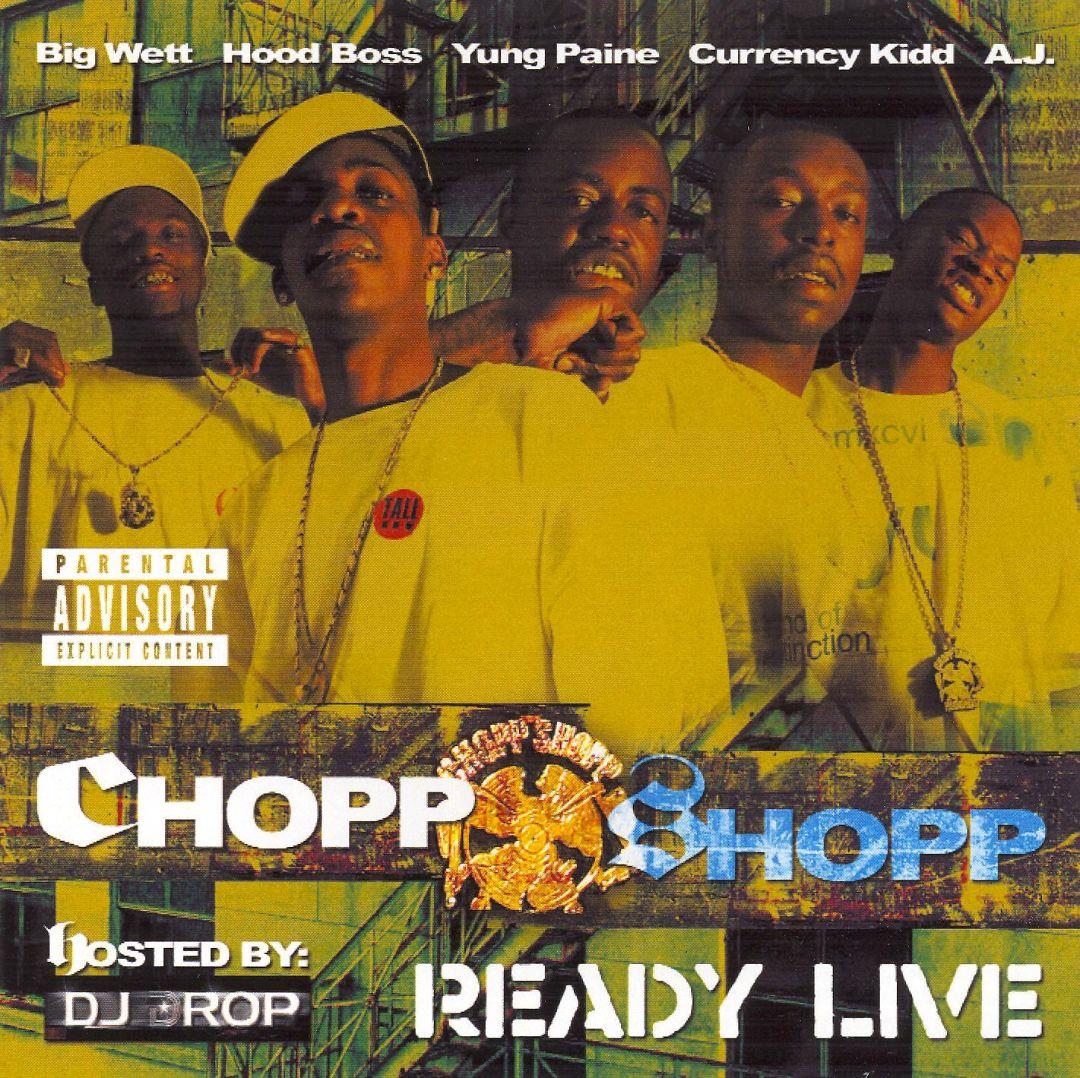 Chopp Shopp Ready Live