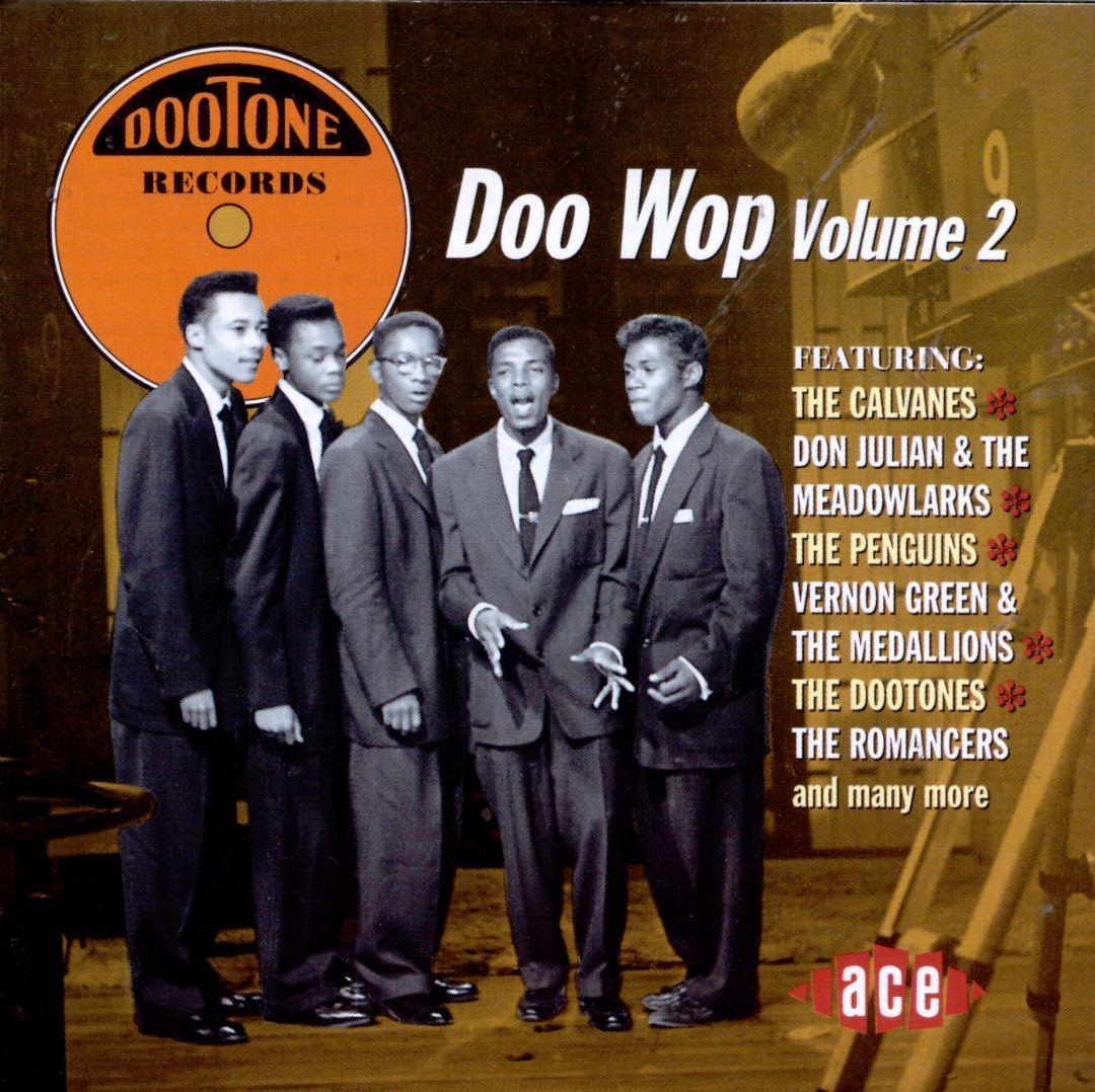Doo Wop, Vol. 2 [Ace]