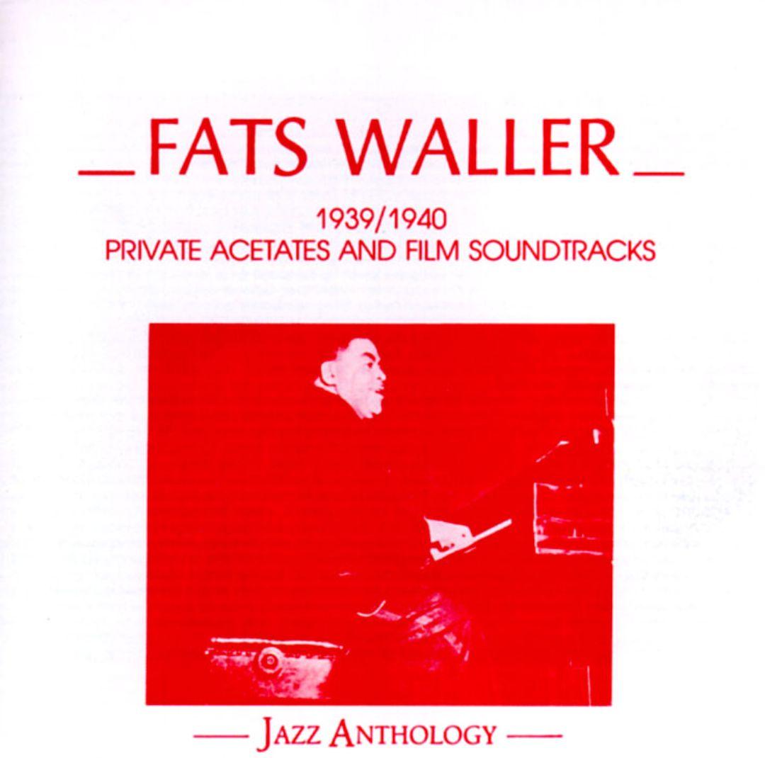 1939-1940: Private Acetates and Film Soundtracks