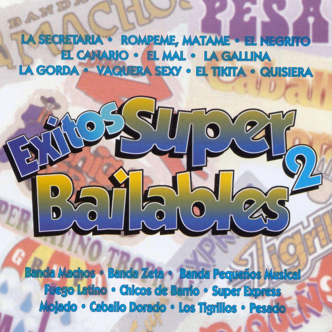 Exitos Super Bailables, Vol. 2