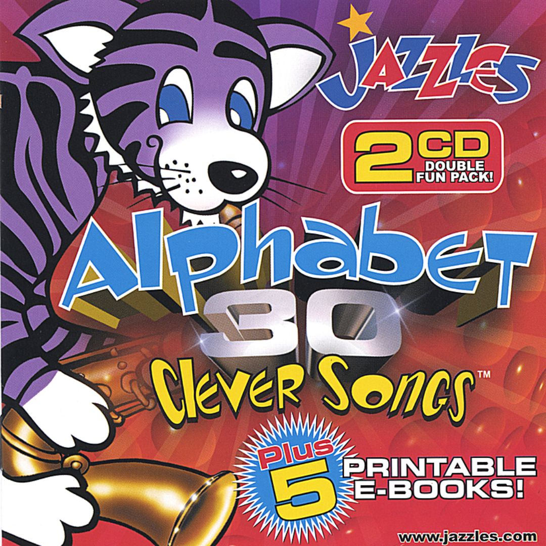 Alphabet Clever Songs Double Fun Pack