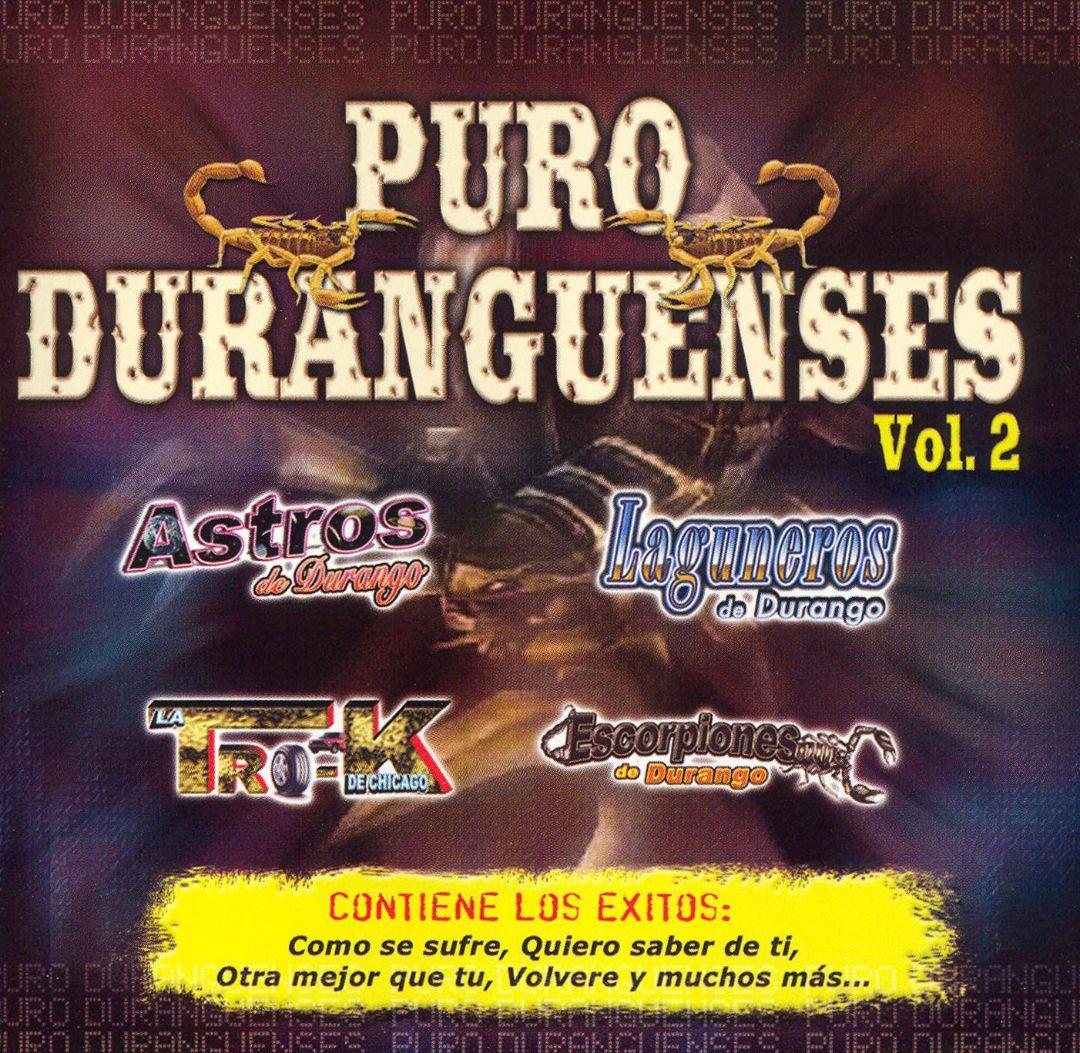 Puro Duranguenses, Vol. 2