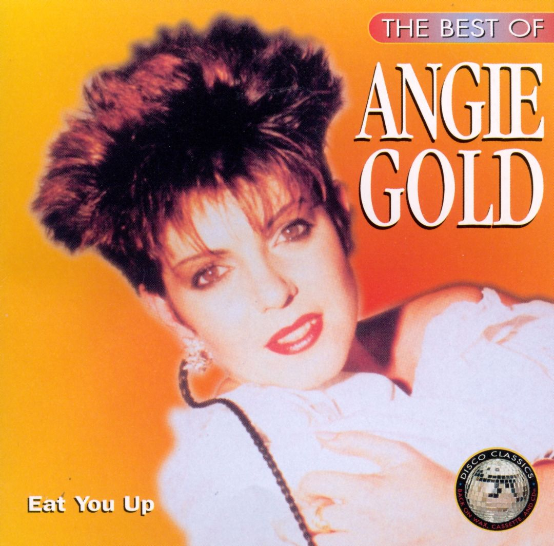 The Best of Angie Gold
