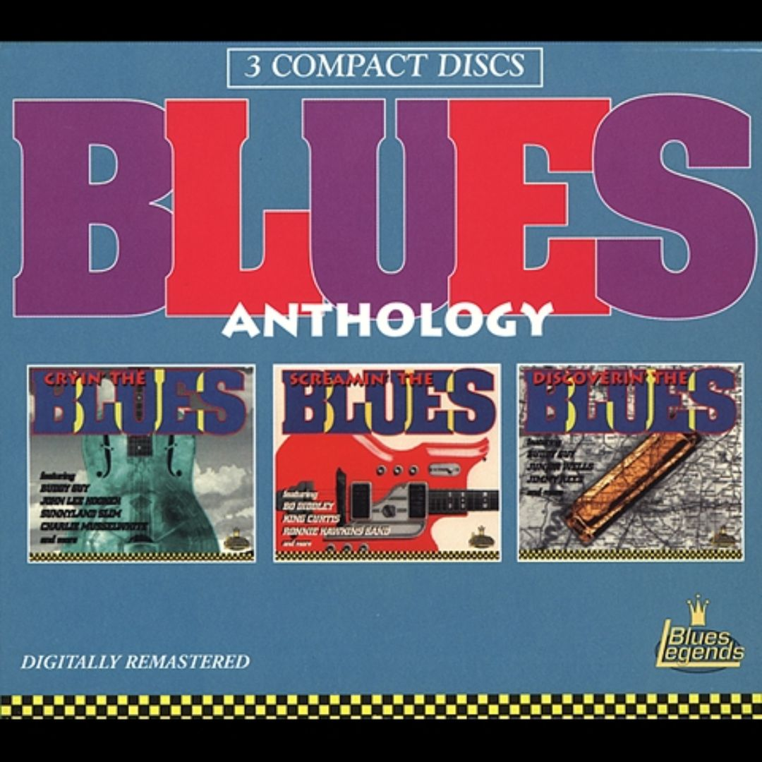 Blues Anthology [Boxsets 1995]