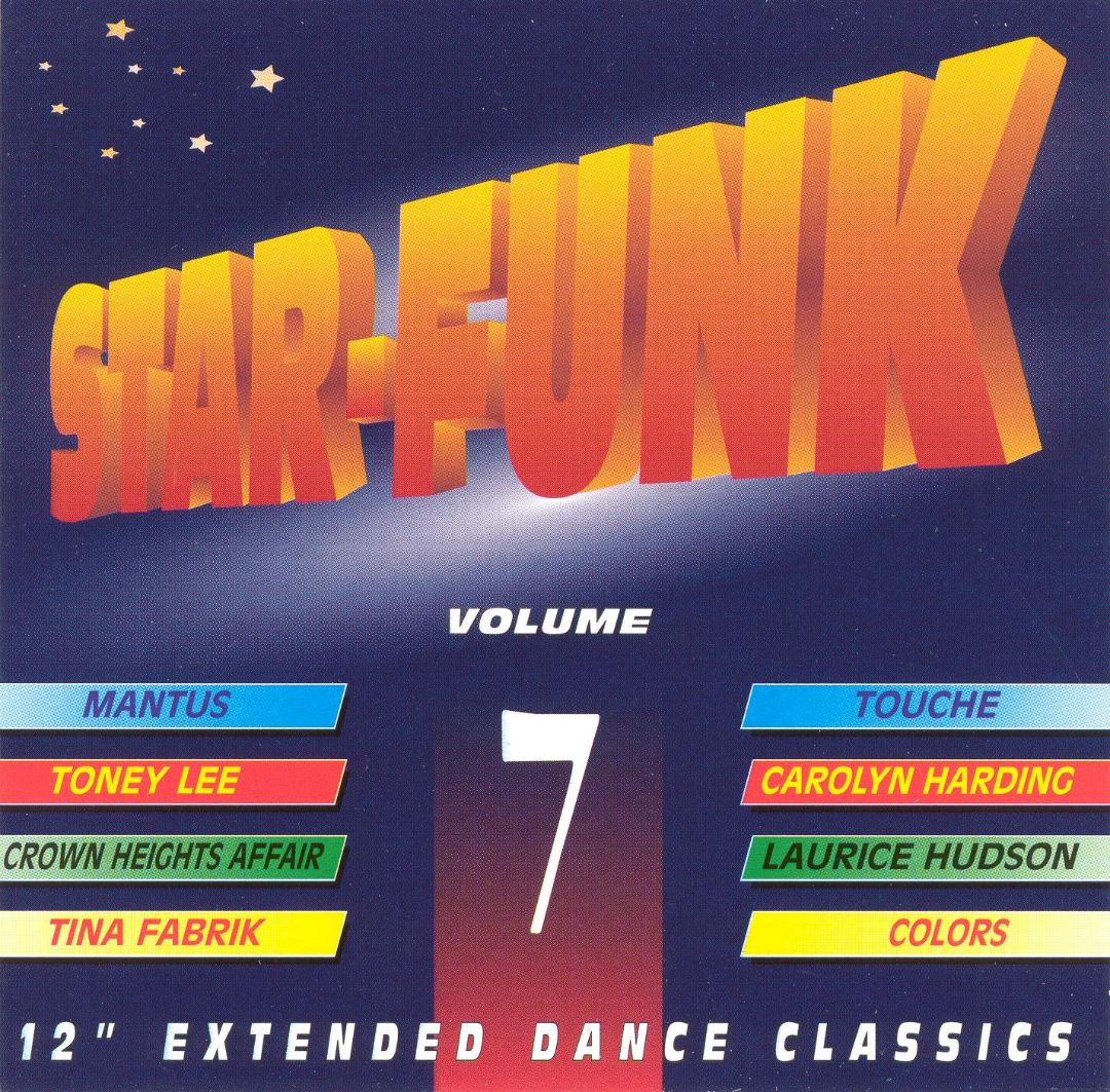 Star Funk, Vol. 7