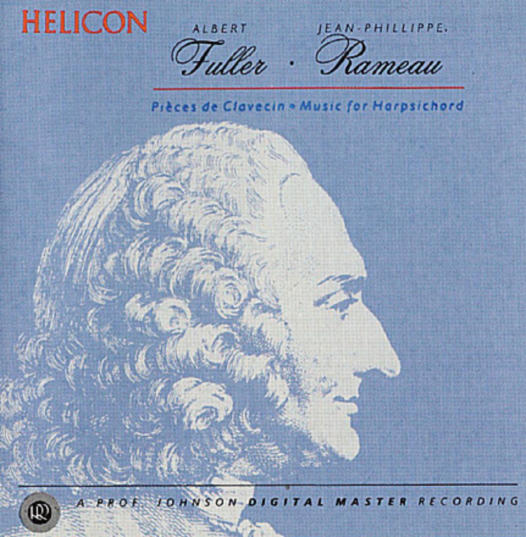 Rameau: Pièces de Clavecin; Suite in A