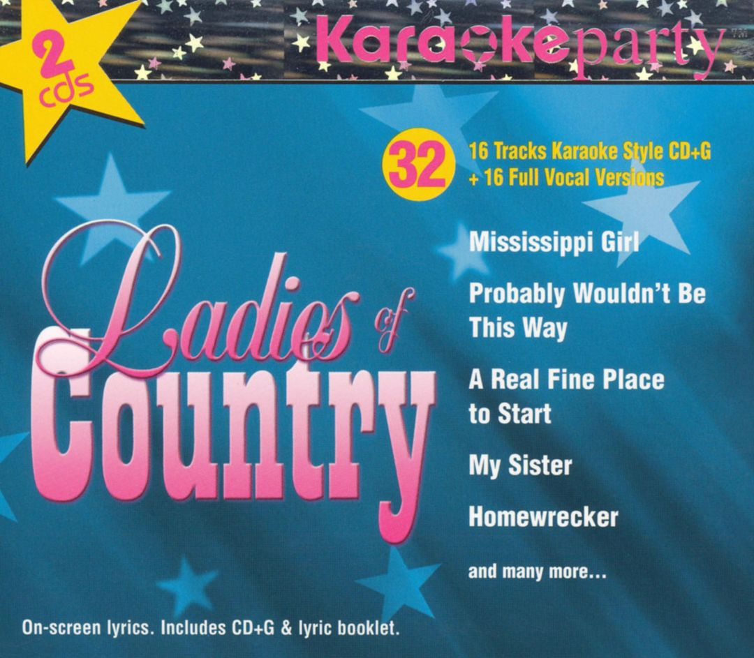 Karaoke Party: Ladies of Country