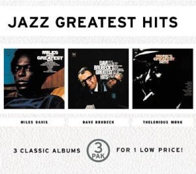 Jazz Greatest Hits: Miles Davis/Dave Brubeck/Thelonious Monk