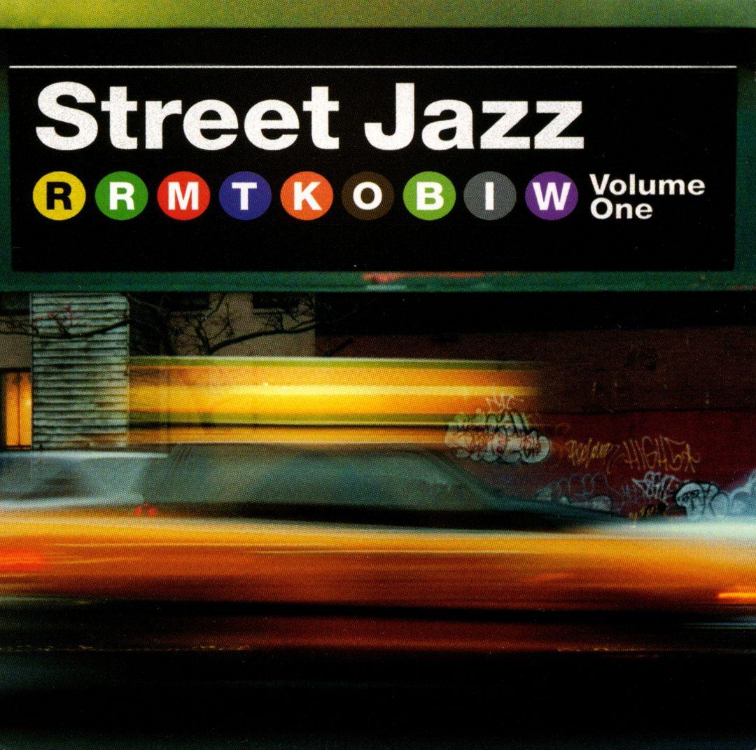 Street Jazz, Vol. 1 [Jazzeteria]
