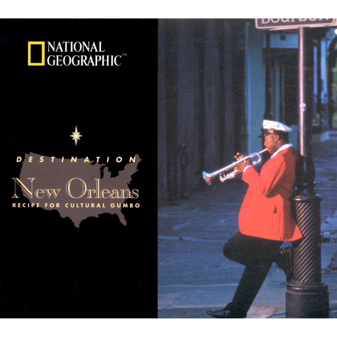 National Geographic: Destination New Orleans