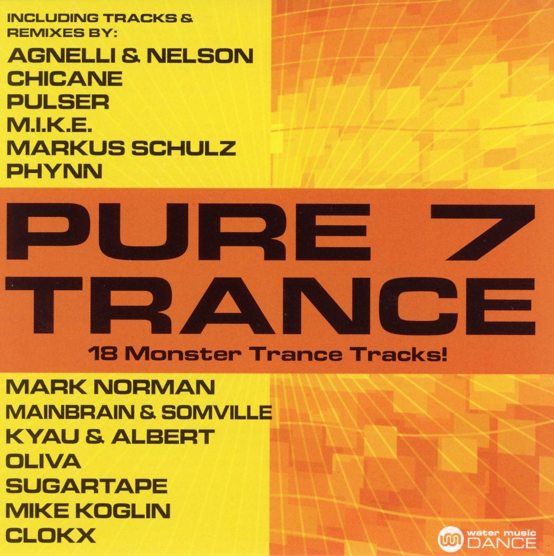 Pure Trance, Vol. 7