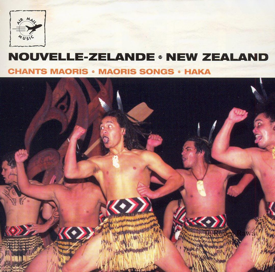 New Zealand: Maoris Songs