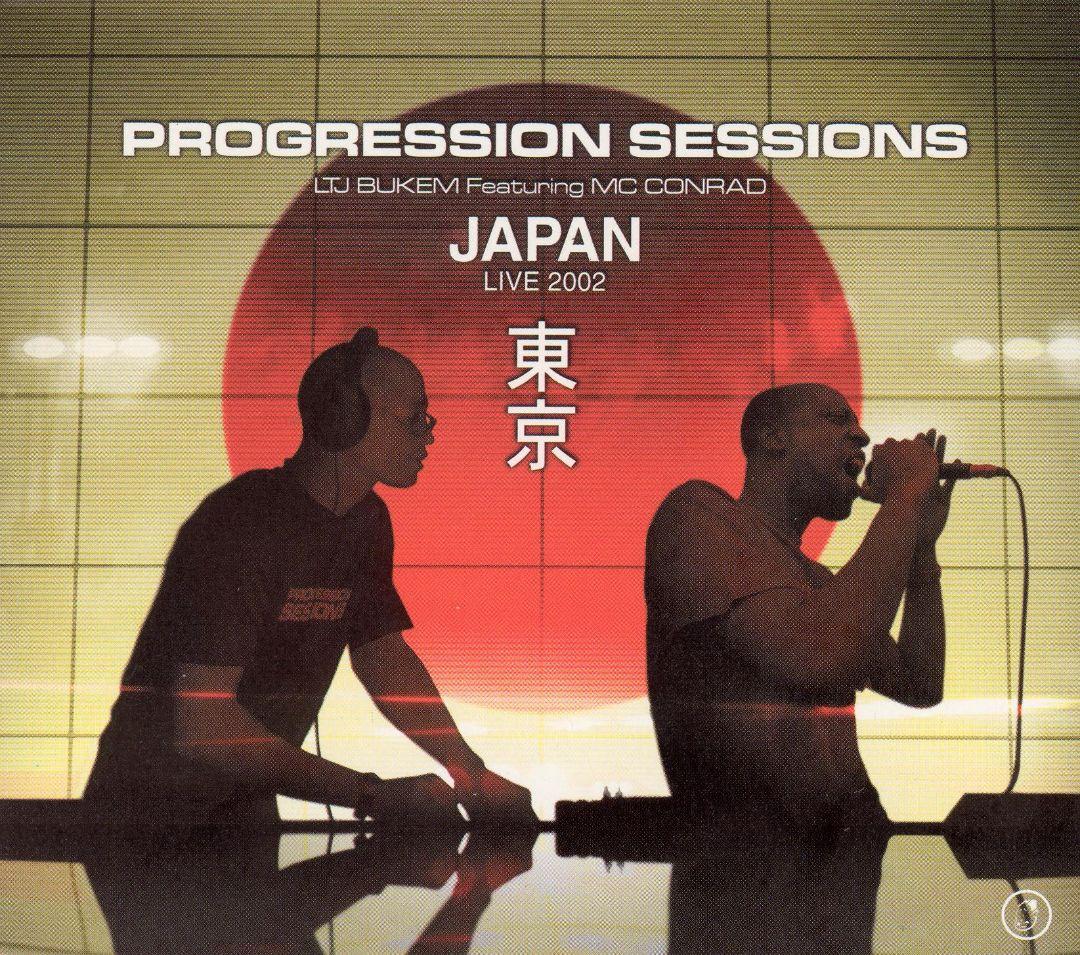 Progression Sessions: Live