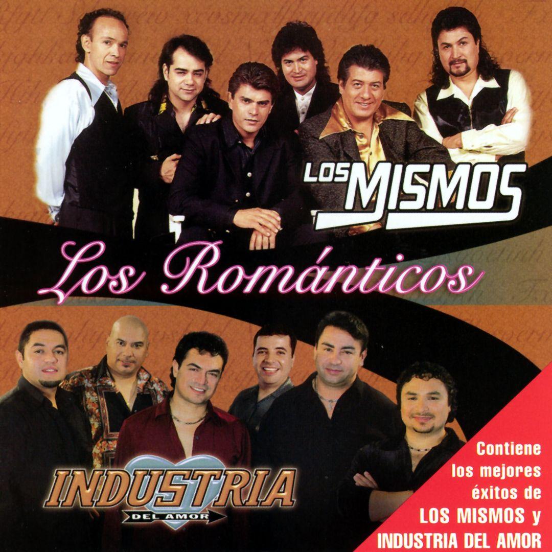 Los Romanticos, Vol. 1