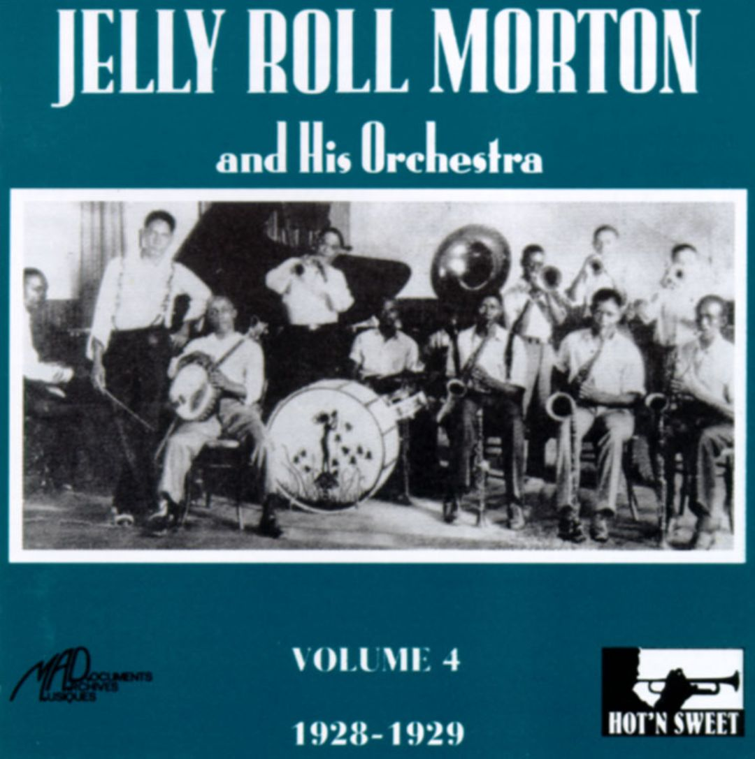 Jelly Roll Morton 1928-1929, Vol. 4