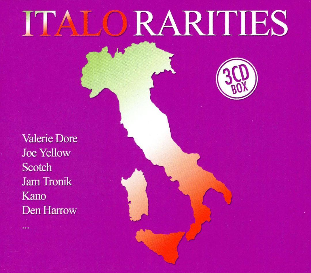 Italo Rarities [ZYX]