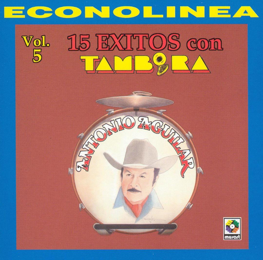 15 Exitos Con Tambora, Vol. 5