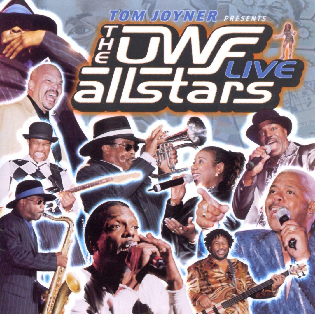Tom Joyner Presents: The United We Funk All-Stars Live