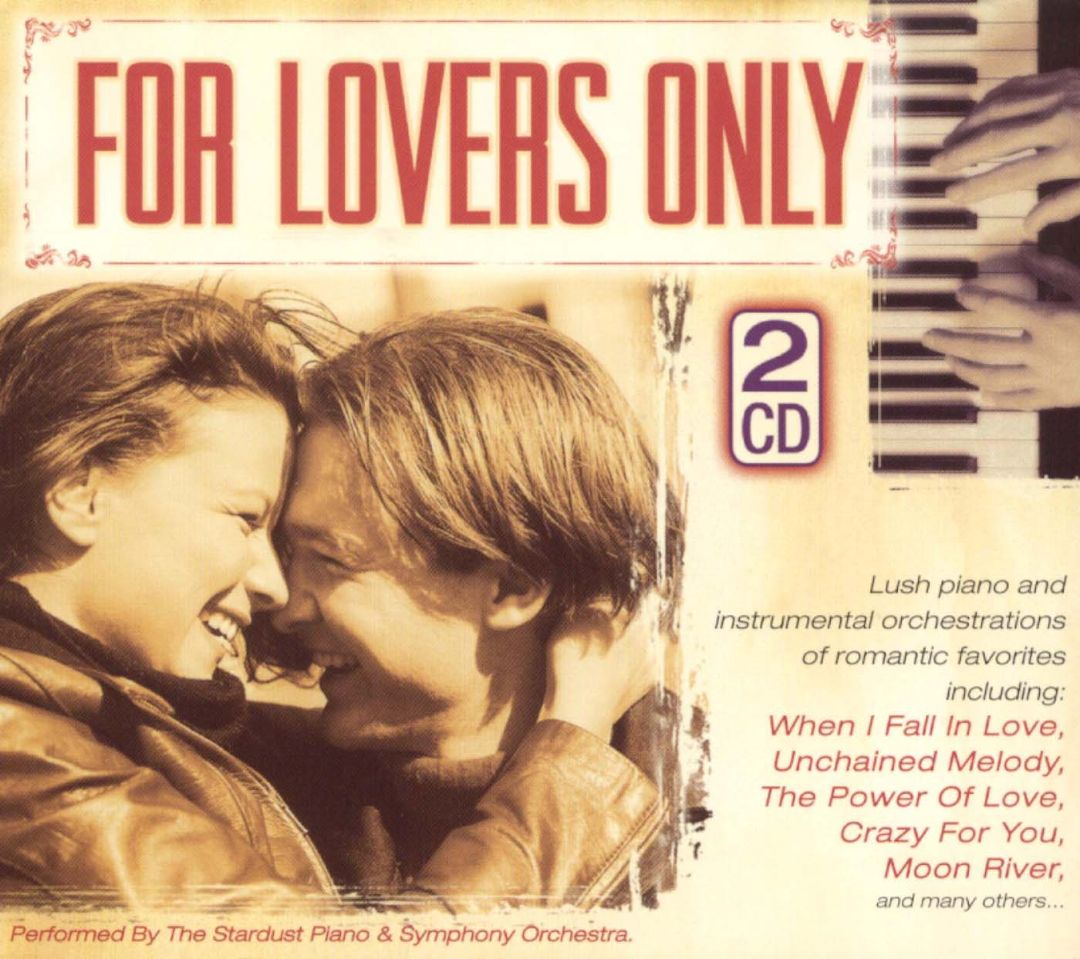 For Lovers Only [St. Clair]