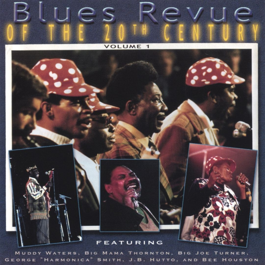 Blues Revue of 20th Century, Vol. 1