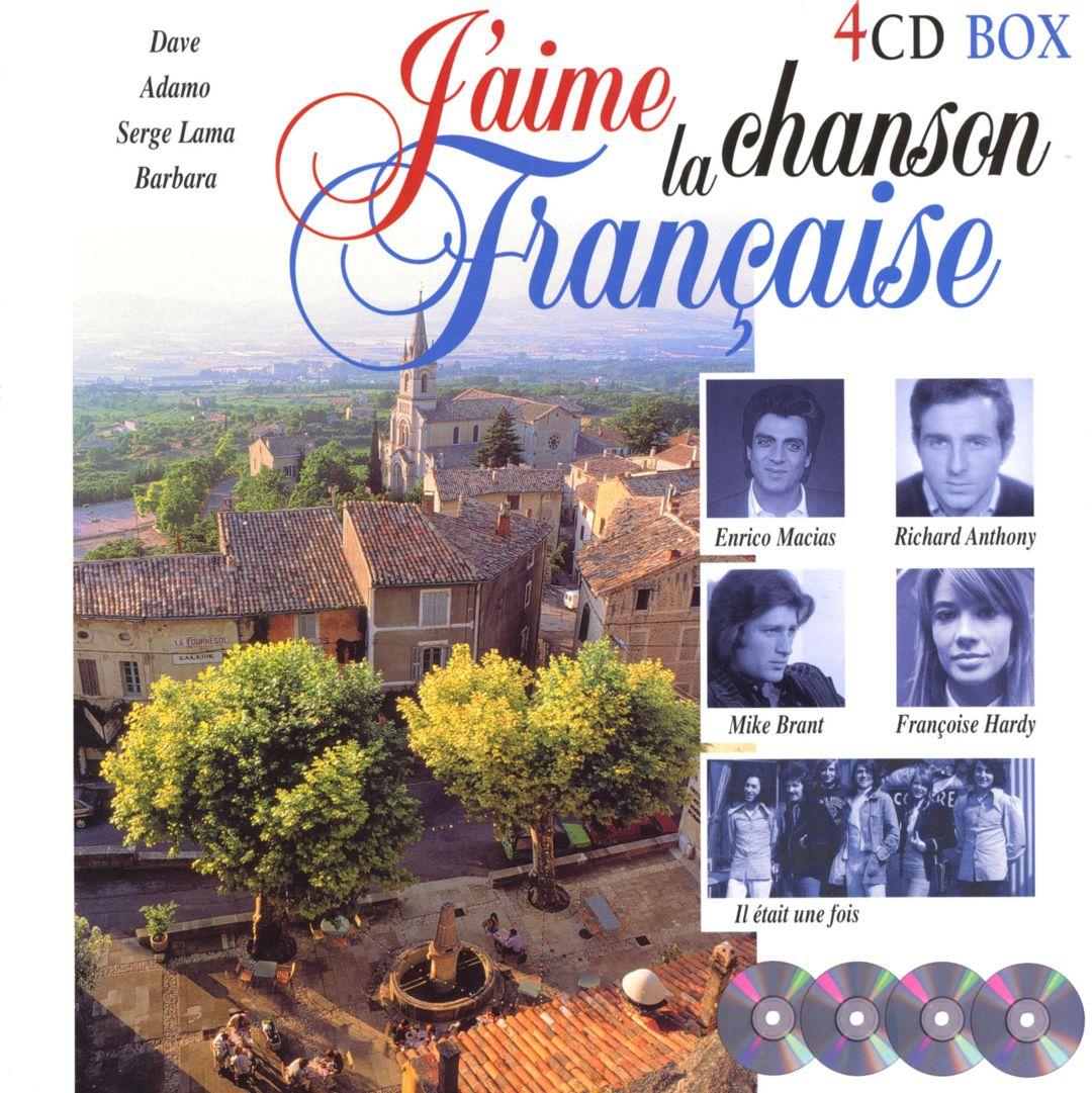 J'Aime la Chanson Francaise [Great Hits]