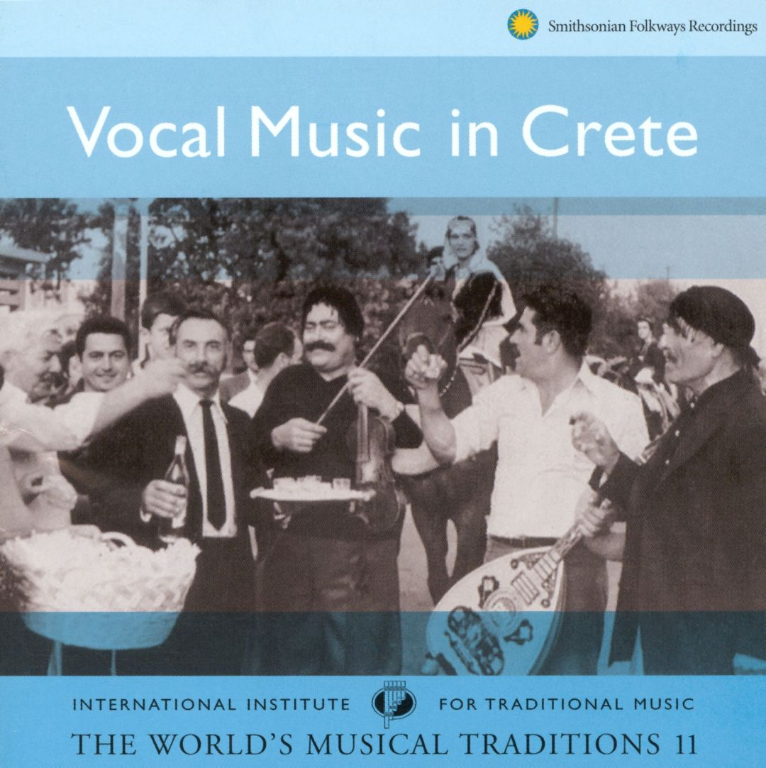 Vocal Music in Crete: The World's Musical Tradition