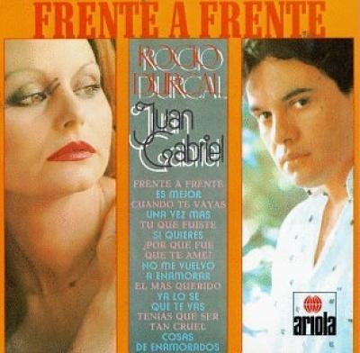 Frente a Frente: Rocio Durcal/Juan Gabriel