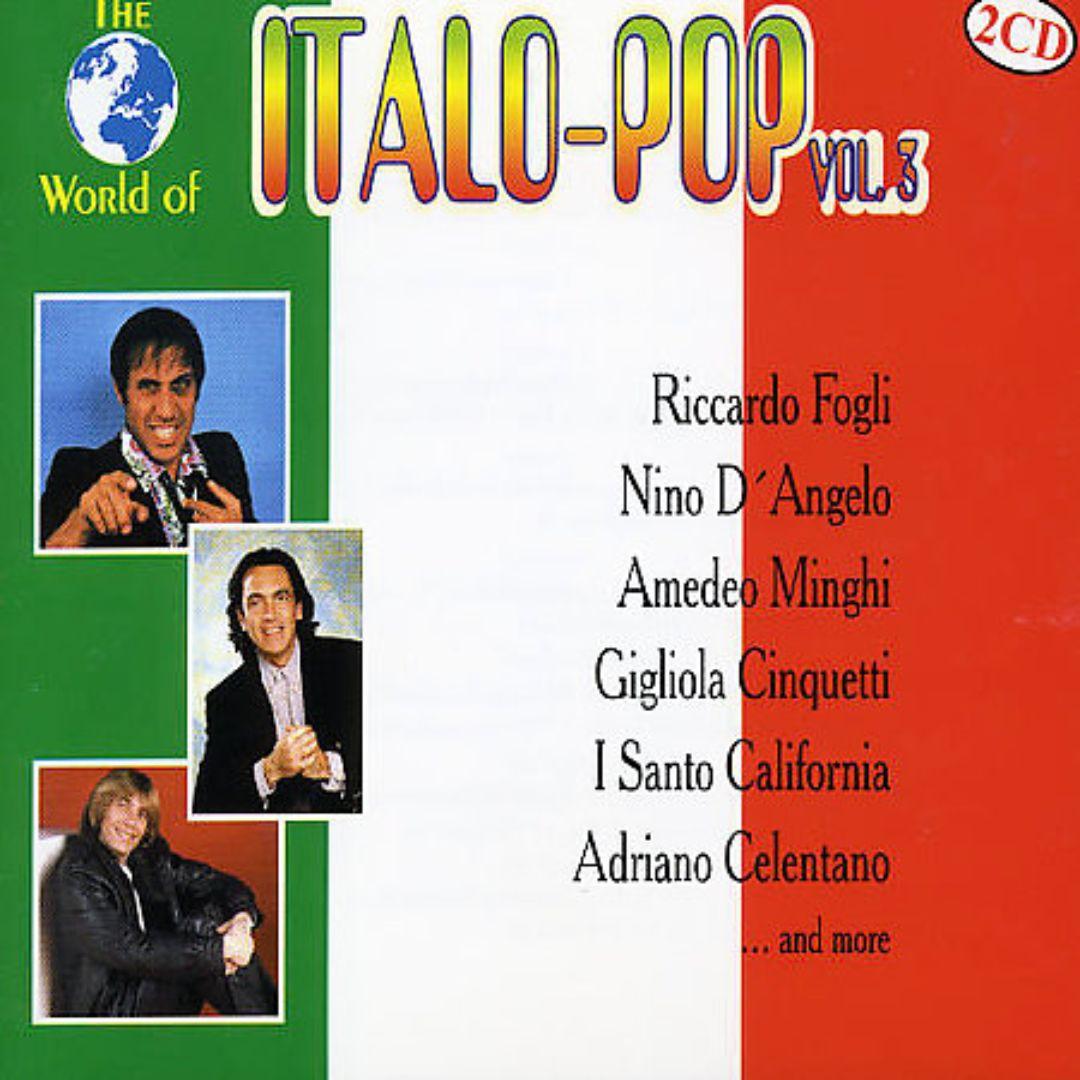 World of Italo Pop, Vol. 3