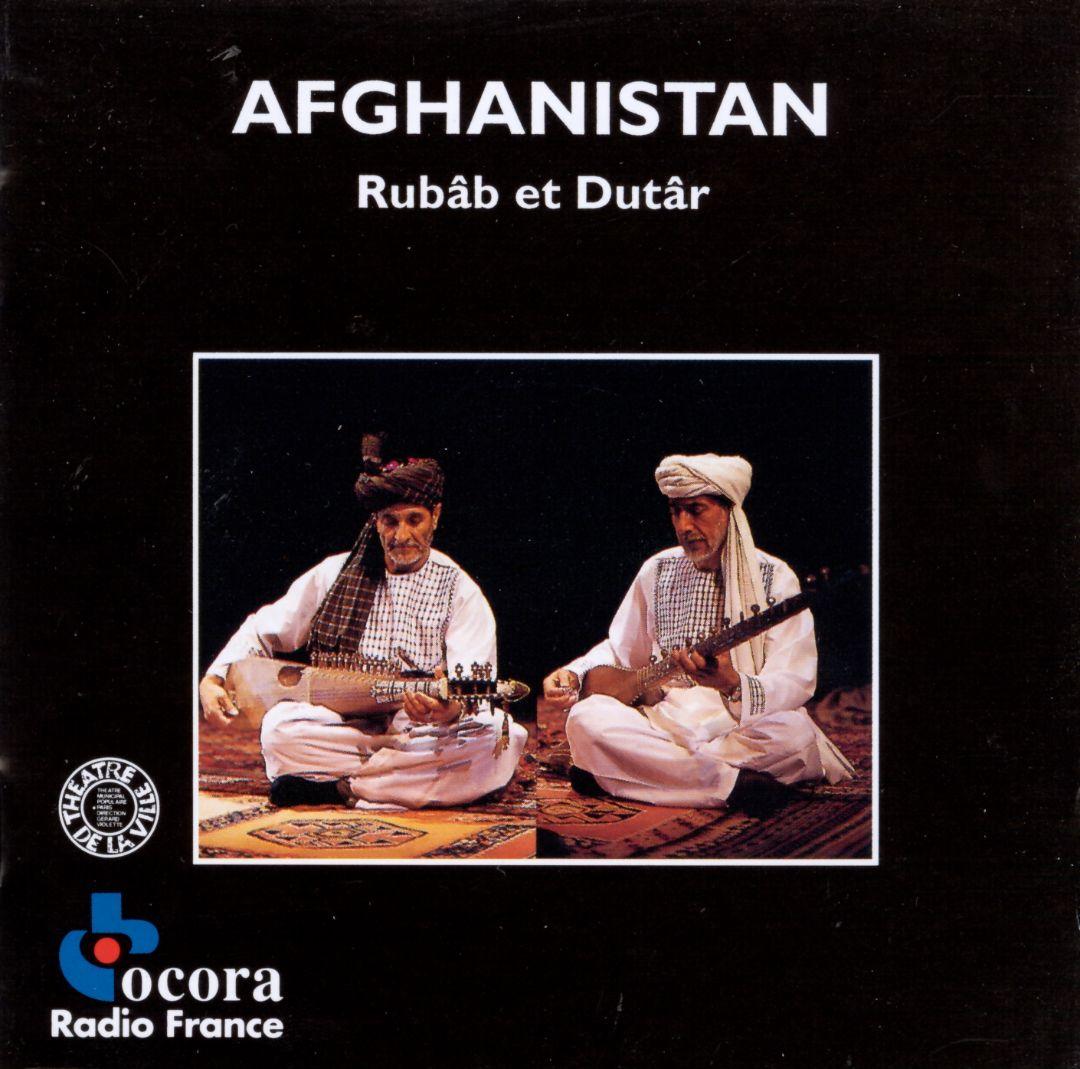 Music of Afghanistan [Ocora]