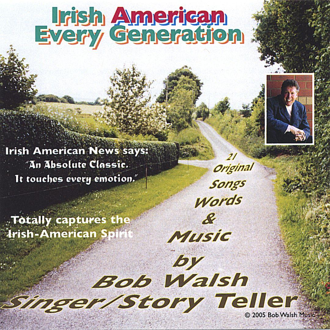 Irish American-Every Generation