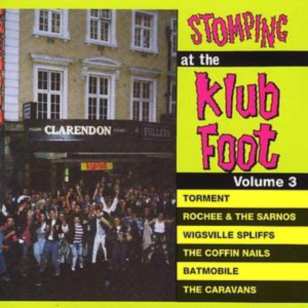 Stomping at the Klub Foot, Vol. 3