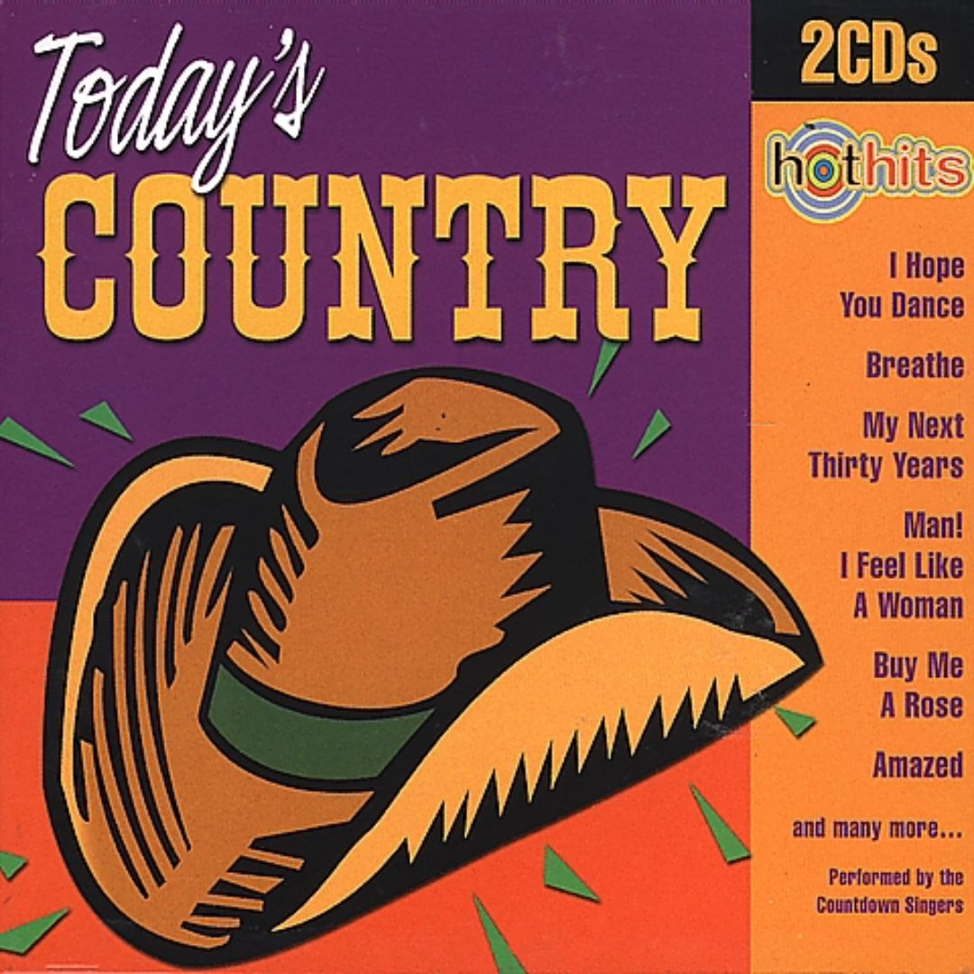 Today's Country [2 CD]