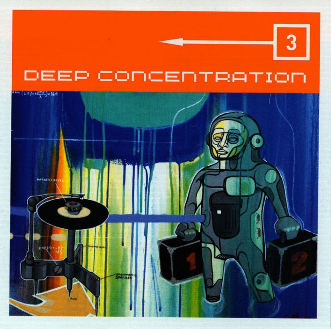 Deep Concentration, Vol. 3