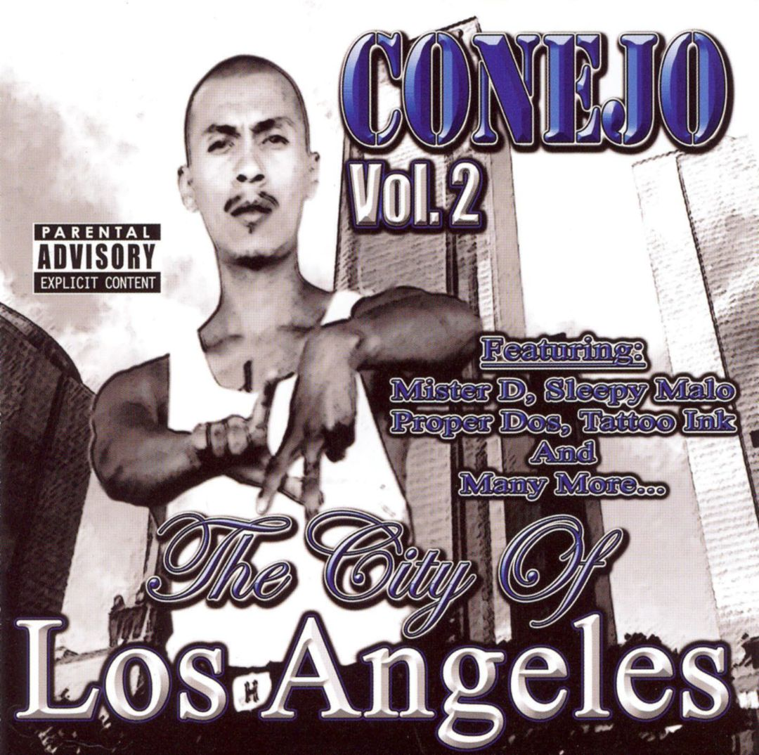 City of Los Angeles, Vol. 2