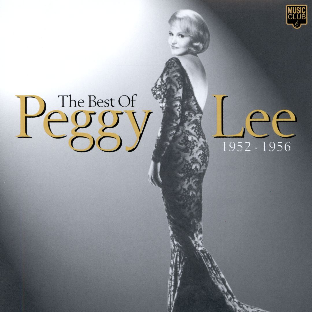 Best of Peggy Lee: 1952-1956
