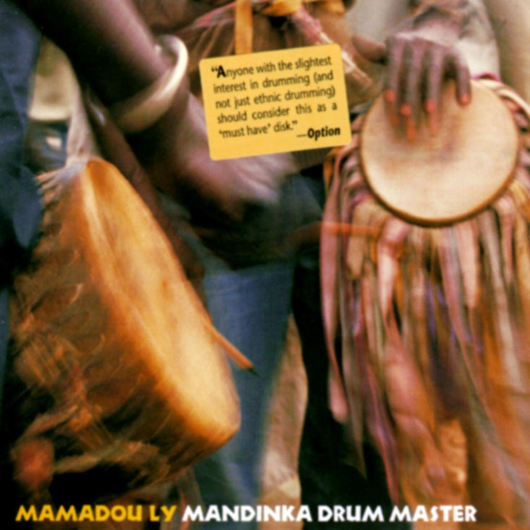 Mandinka Drum Master