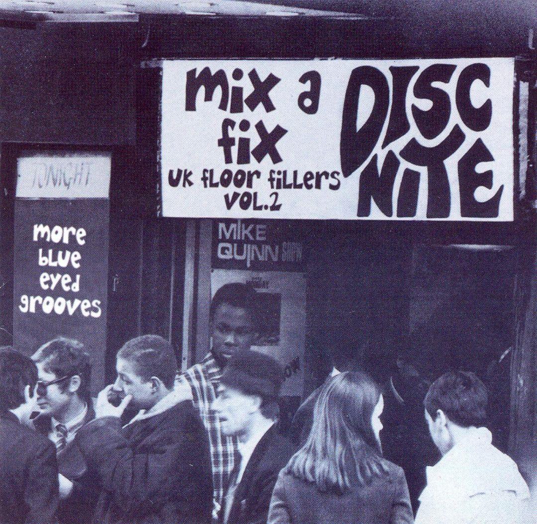 Mix a Fix: UK Floor Fillers, Vol. 2