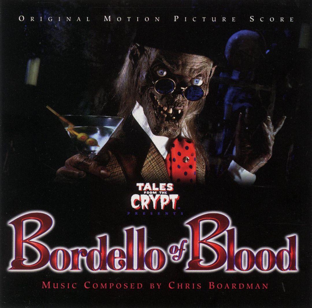 Bordello of Blood [Score]
