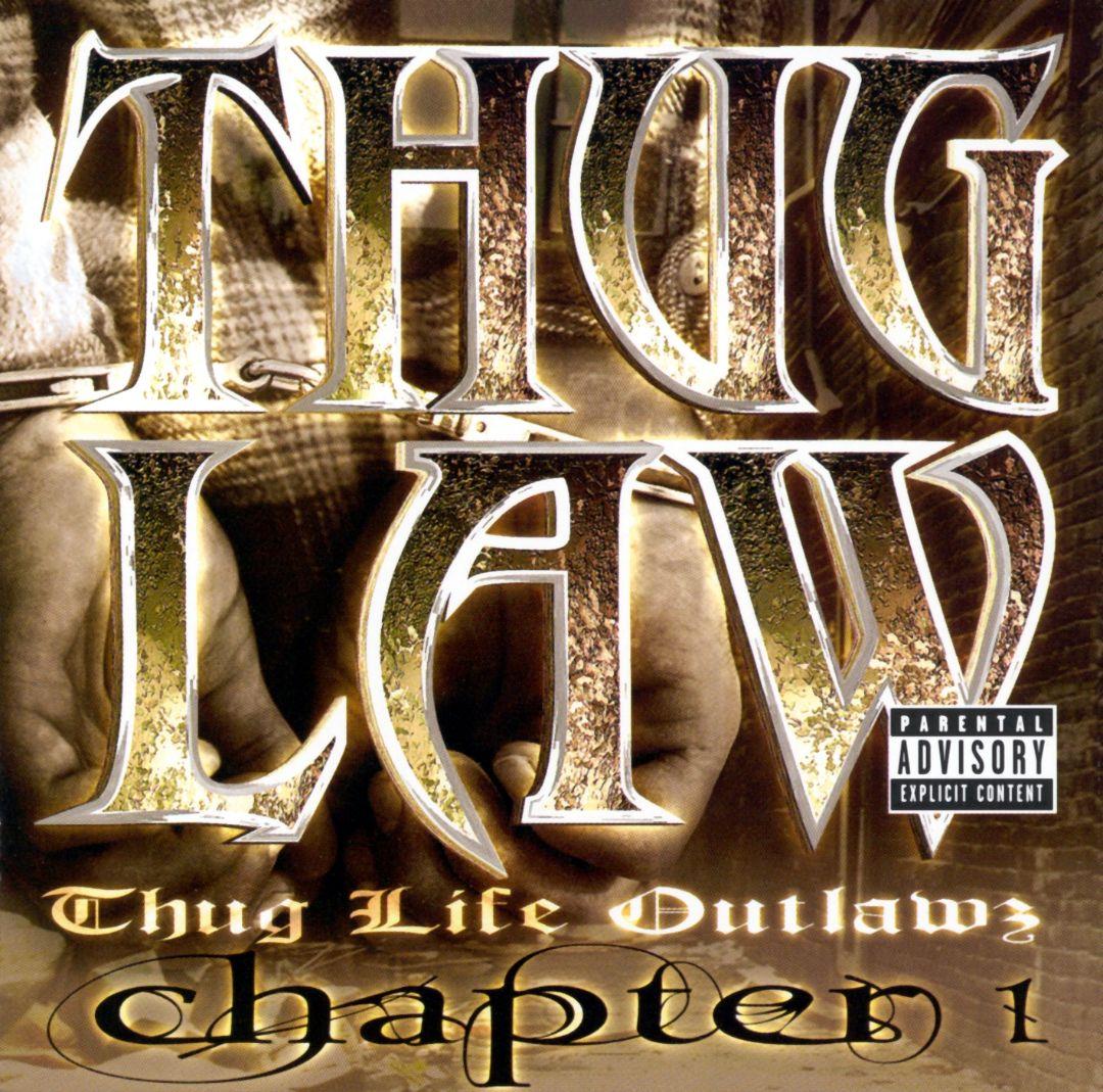 Thug Law: Thug Life Outlawz Chapter 1