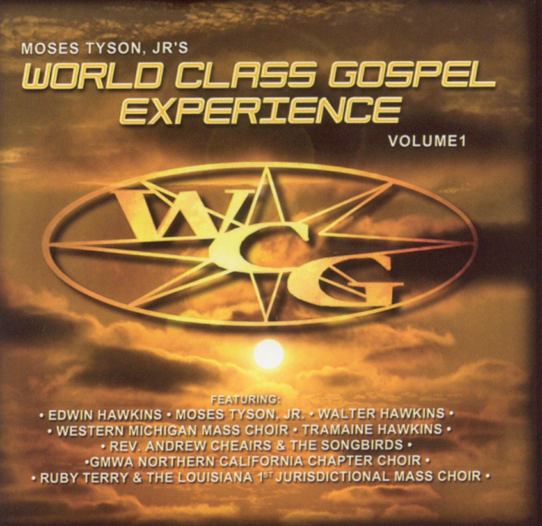World Class Gospel Experience, Vol. 1 [2002]