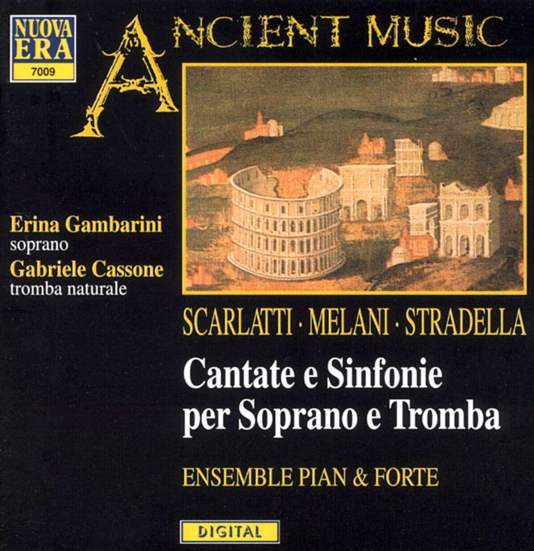 Cantate e Sinfonie per Soprano e Tromba