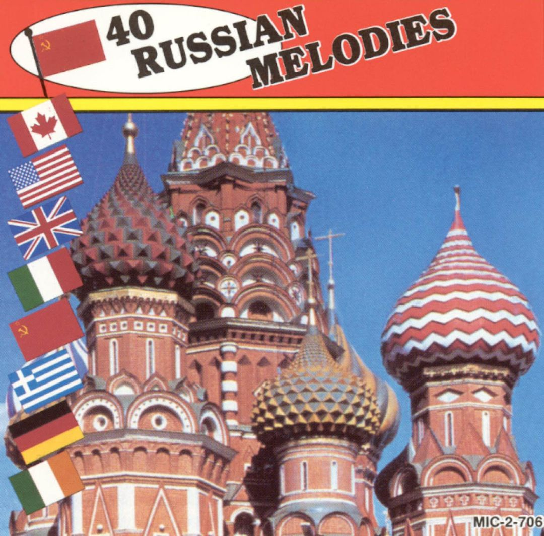 40 Russian Melodies