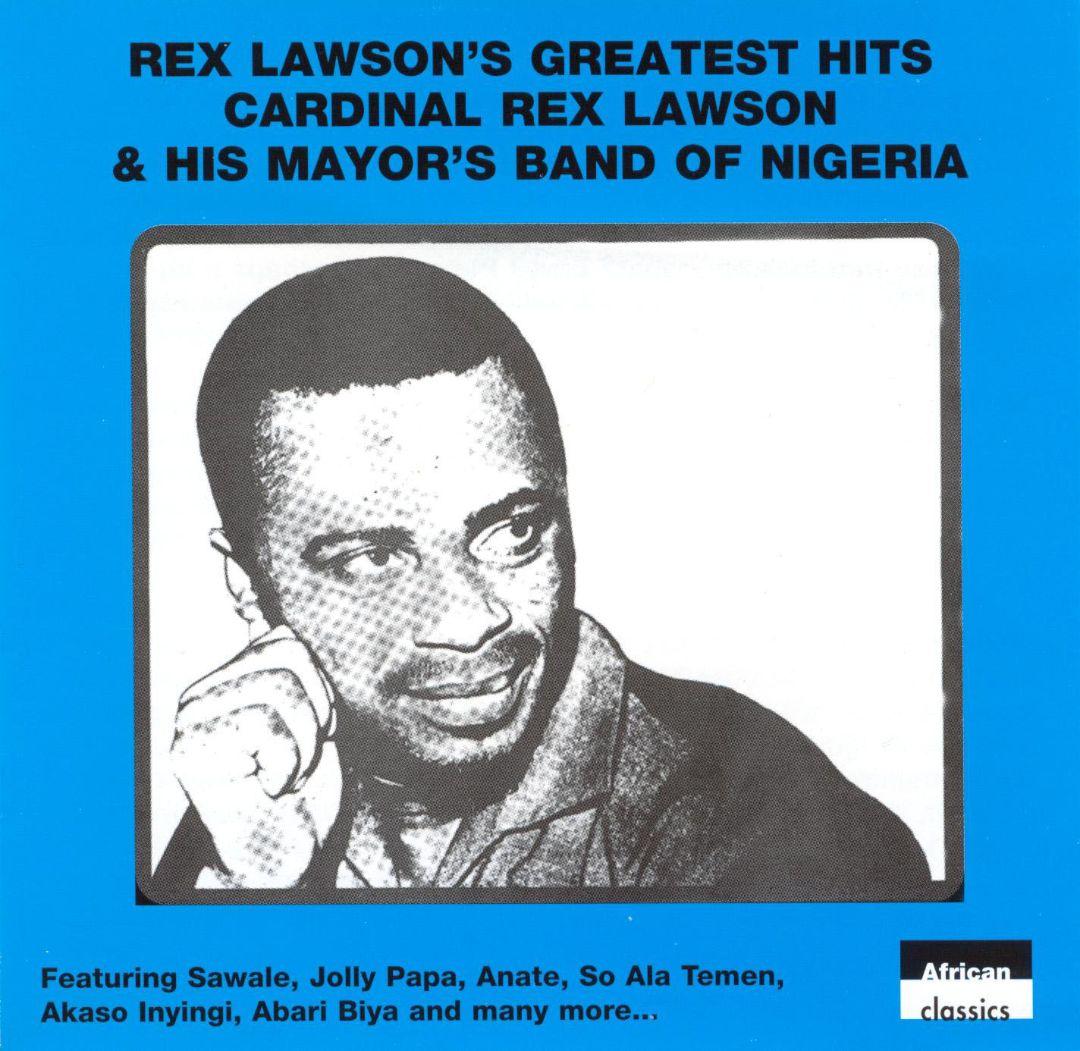 Rex Lawson's Greatest Hits