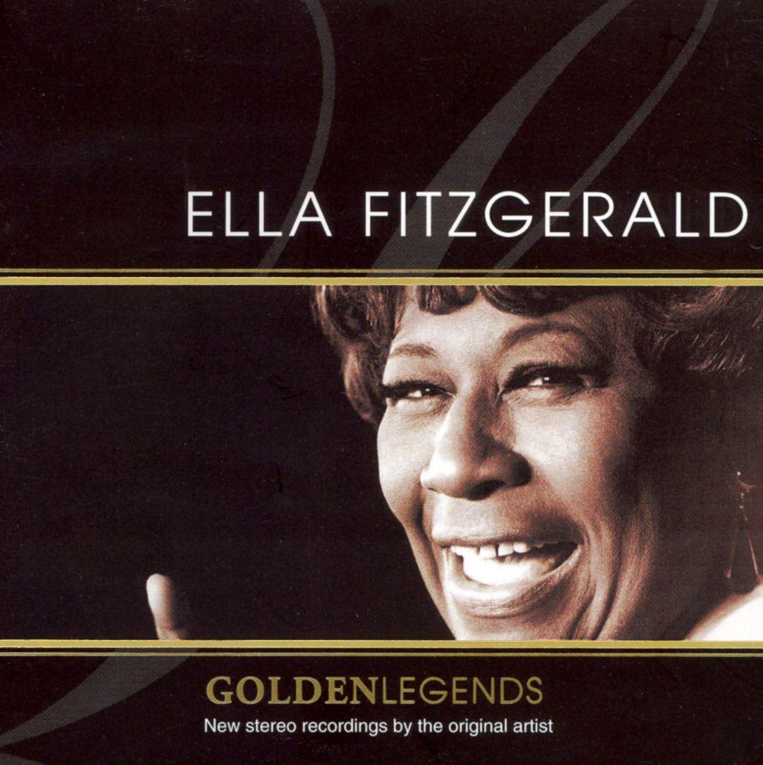 Golden Legends: Ella Fitzgerald