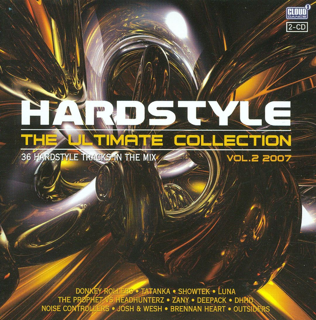 Hardstyle: The Ultimate Collection 2007, Vol. 2