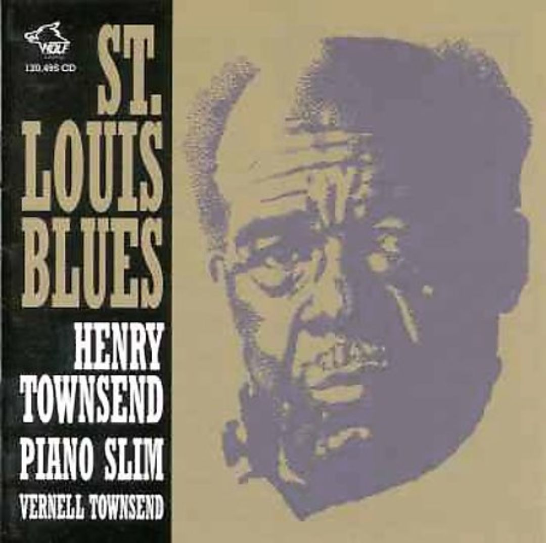 St. Louis Blues [Wolf]