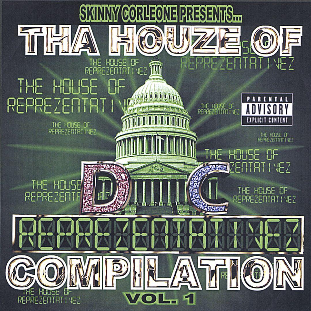 Skinny Corleone Presents: The Houze of Reprezentativez Compilation, Vol. 1